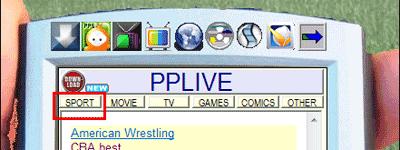 P2Ptv Remote Control