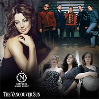 Seriously West Coast - Vancouver Sun - Nettwerk