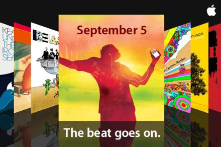 The Beat Goes On - Evenement Apple