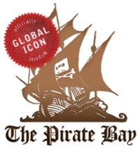 The Pirate Bay - Global Icon
