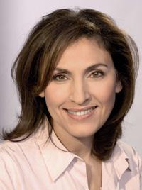 Nora Berra, secrétaire d'Etat à la santé
