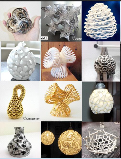 Impression 3D : les Creative Commons font la loi