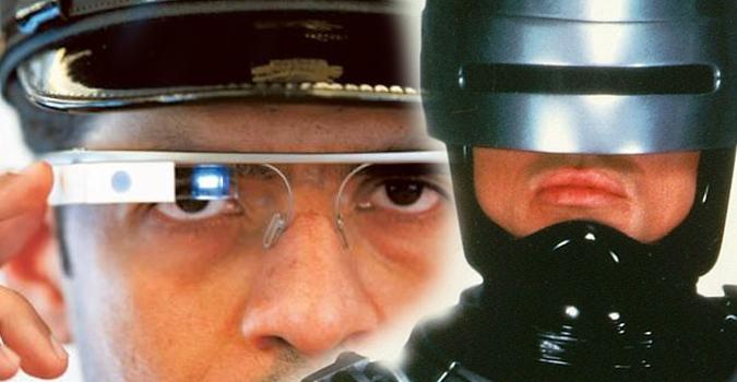 Comment la police de Dubaï utilise les Google Glass