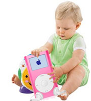 fisher price mp3 player manual