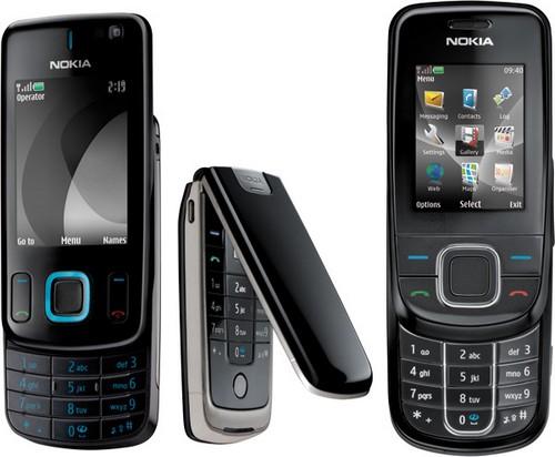 Trois nouveaux mobiles au design léché chez Nokia