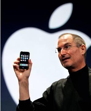 iPhone et porno