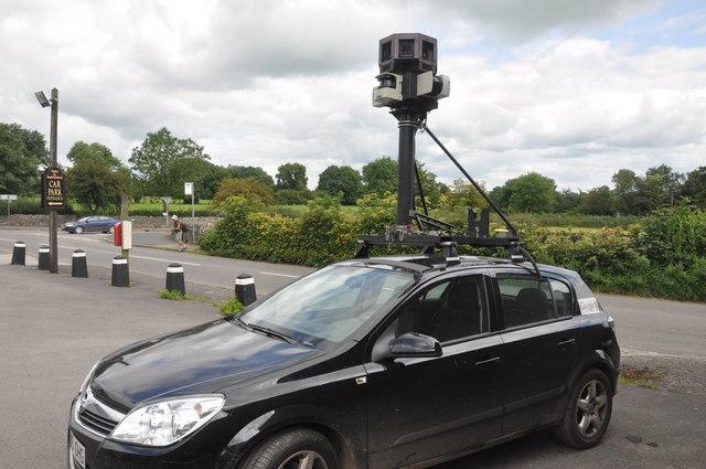 Google Reactive Ses Voitures Street View En France Malgre L