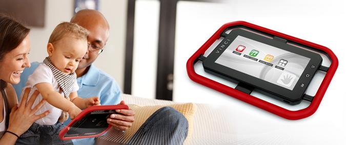 vinci une tablette tactile pour enfants de moins de 4 ans tech numerama. Black Bedroom Furniture Sets. Home Design Ideas