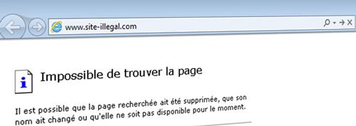 """Résultat de recherche d'images pour """"Blocage DNS"""""""