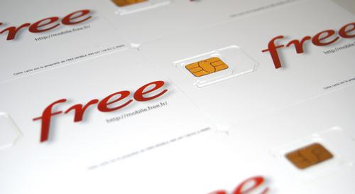 Free Mobile Les Cartes Sim Posent Probleme Business Numerama