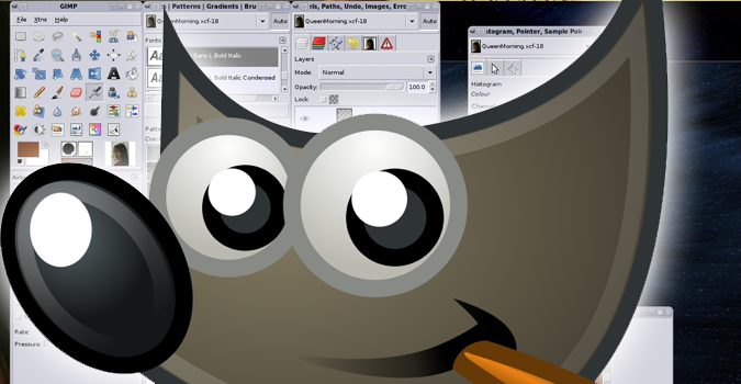 Gimp Le Photoshop Libre Open Source Quitte Sourceforge