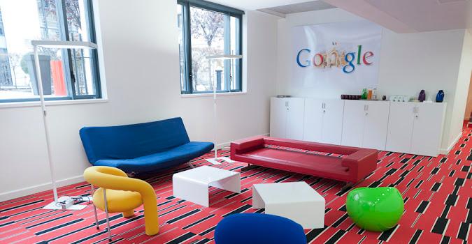 Aurélie filippetti boycotte google et son institut culturel à paris