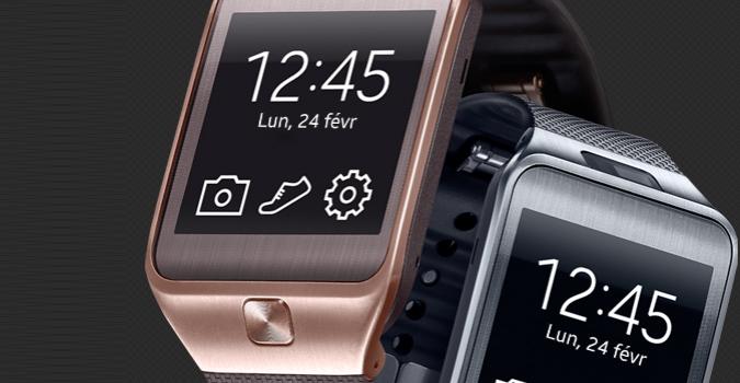 samsung pr pare une montre t l phone une vraie tech numerama. Black Bedroom Furniture Sets. Home Design Ideas