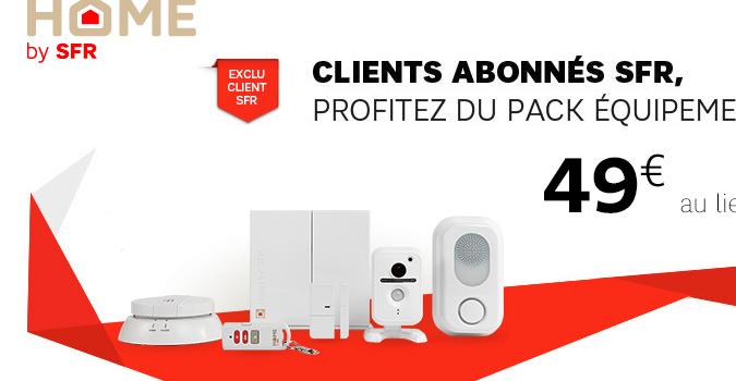 Vous Utilisez Home By Sfr Pour Votre Domotique Pas De Chance