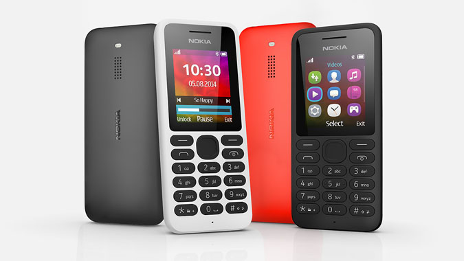 nokia 130 un t l phone portable 19 euros seulement tech numerama. Black Bedroom Furniture Sets. Home Design Ideas
