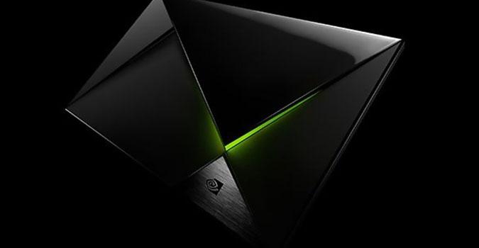 Shield nvidia revient avec une console de salon sous android tv pop culture numerama - Console de salon android ...