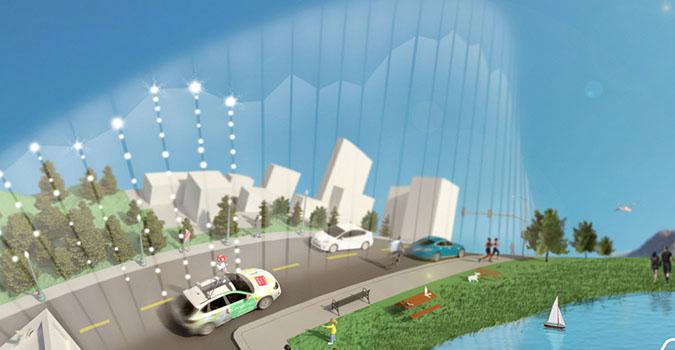 google mobilise ses voitures street view pour mesurer la qualit de l 39 air sciences numerama. Black Bedroom Furniture Sets. Home Design Ideas
