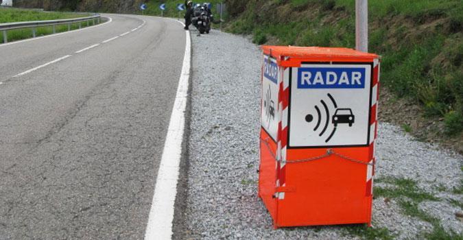 carte radars autonomes