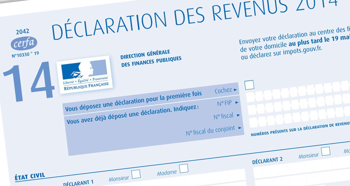 Declaration Des Revenus Sur Internet Un Depute Reclame Une