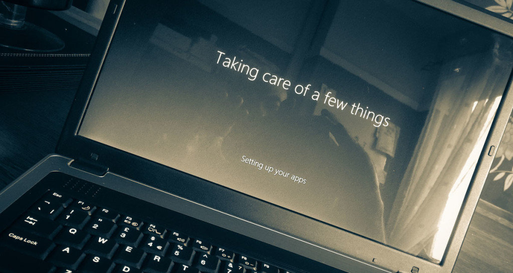 C'est la fin de Windows 7 : que faire si vous êtes encore dessus ? Windows10installation-1024x546