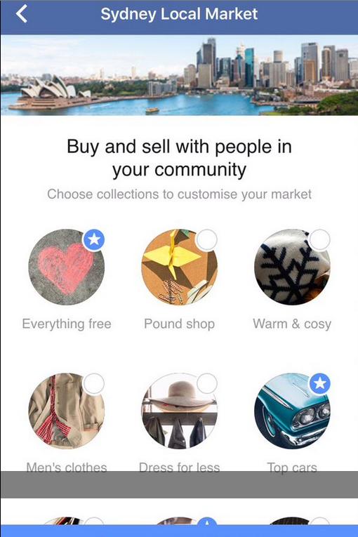 facebook se rapproche encore du bon coin tech numerama. Black Bedroom Furniture Sets. Home Design Ideas