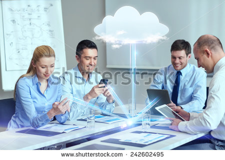 stock-photo-business-people-cloud-computing-and-technology-concept-smiling-business-team-with-smartphones-242602495