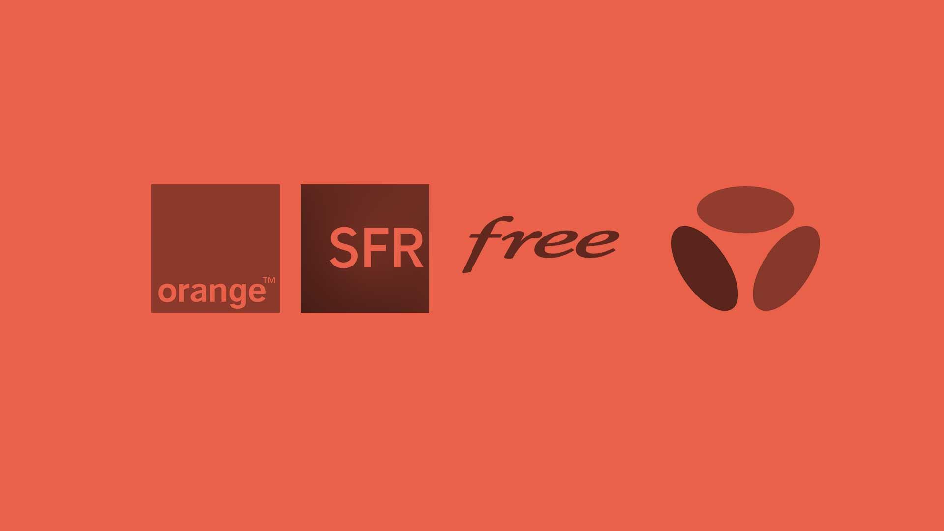 Couverture 4G : les investissements de SFR paient, Free bon dernier