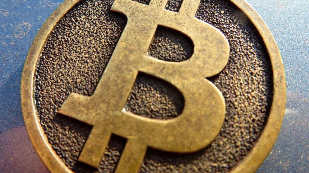 Bitcoin symbole