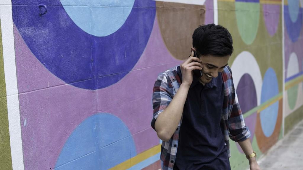 Téléphone utilisateur