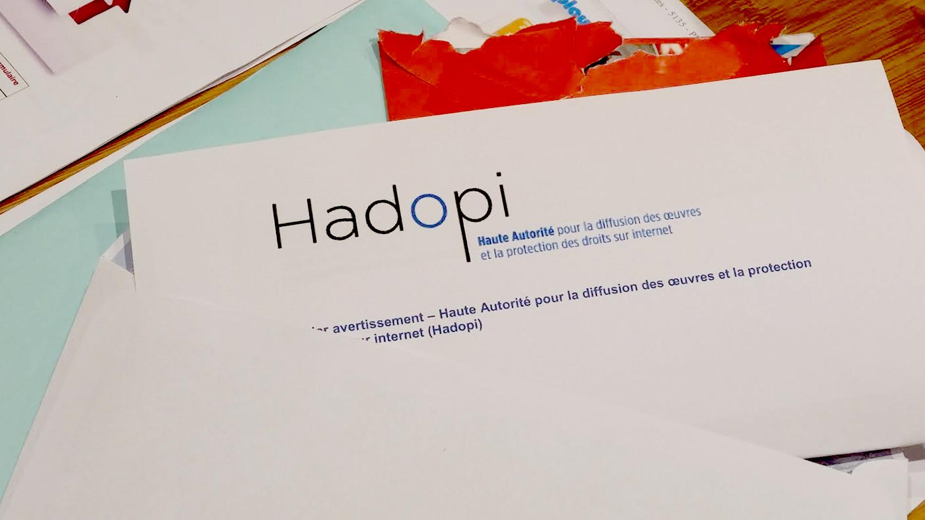 hadopi lettre Hadopi : une FAQ pour tout savoir   Politique   Numerama hadopi lettre