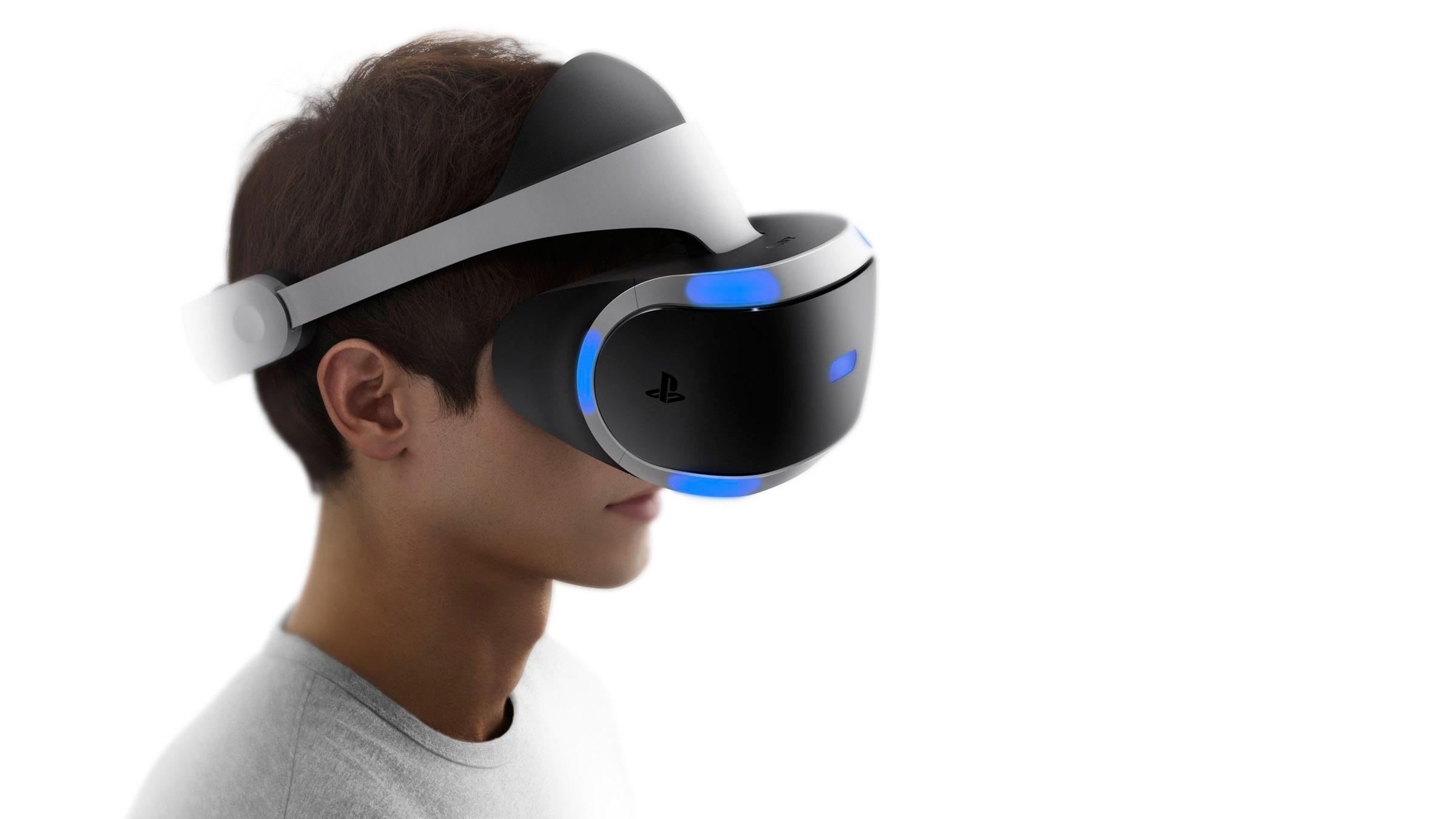 casque realite virtuel ps4 vieille