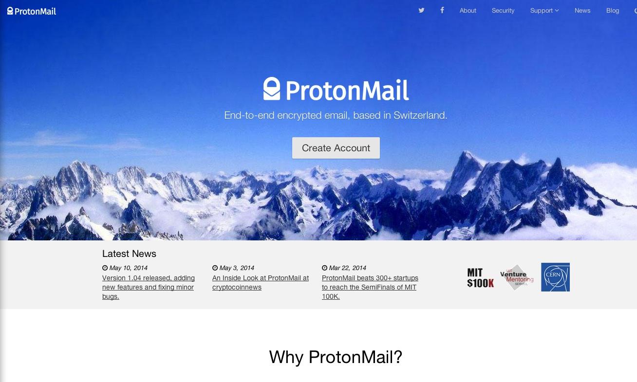 Mails chiffrés : ProtonMail fait appel aux internautes pour