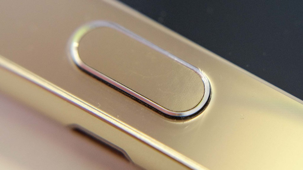 Samsung Galaxy S6 Edge close up