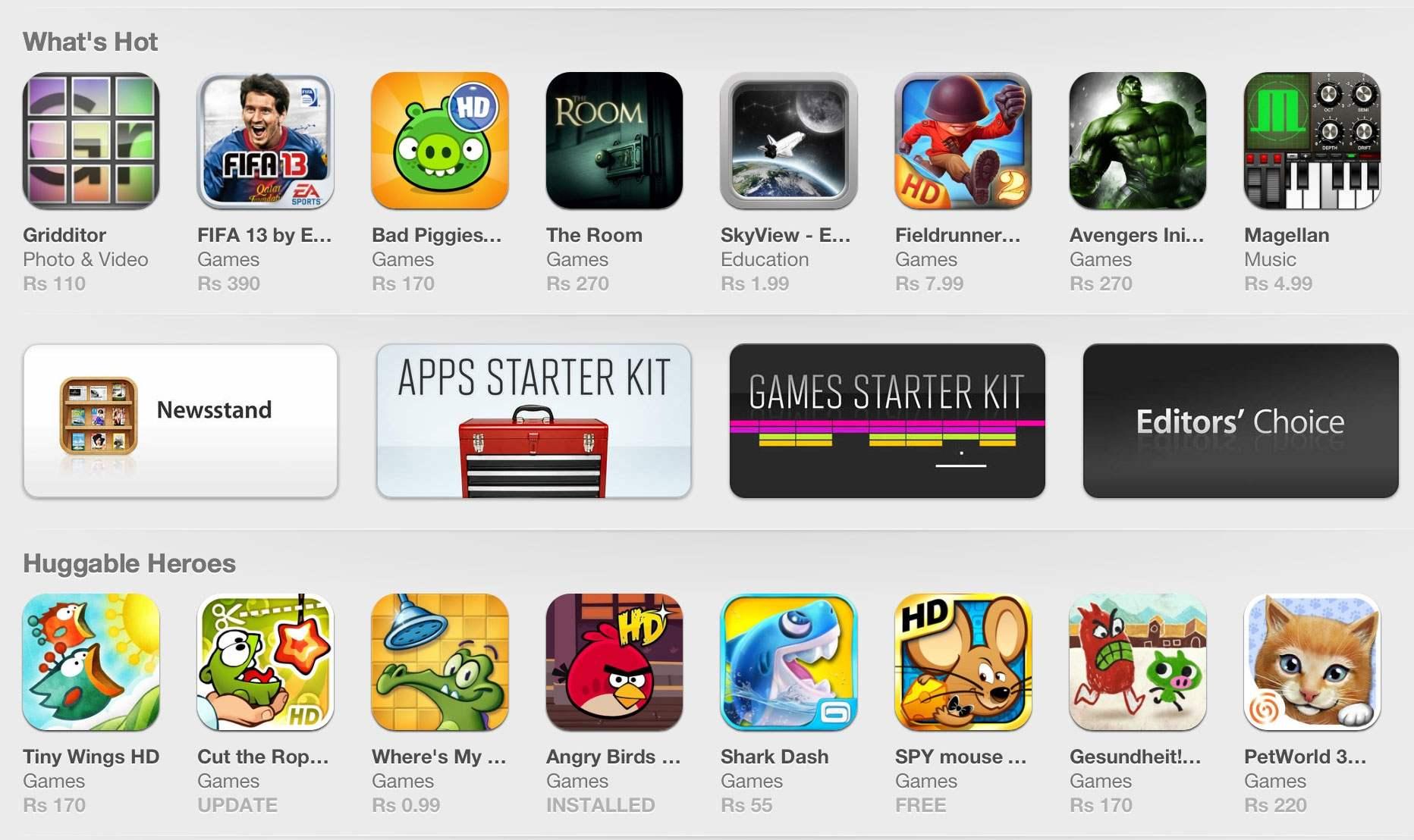 Les Meilleures Apps A Acheter Avec Une Carte Cadeau App Store De 25