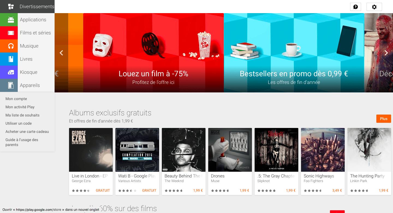 les meilleures apps acheter avec une carte cadeau play store de 25 tech numerama. Black Bedroom Furniture Sets. Home Design Ideas