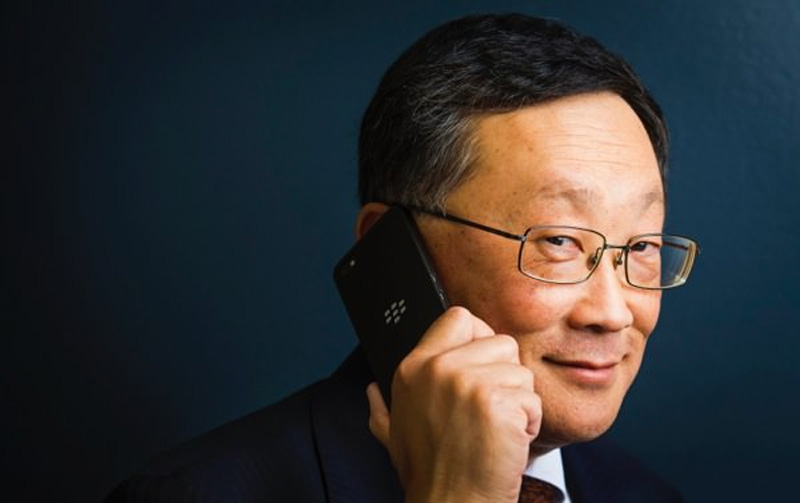John Chen, CEO de Blackberry