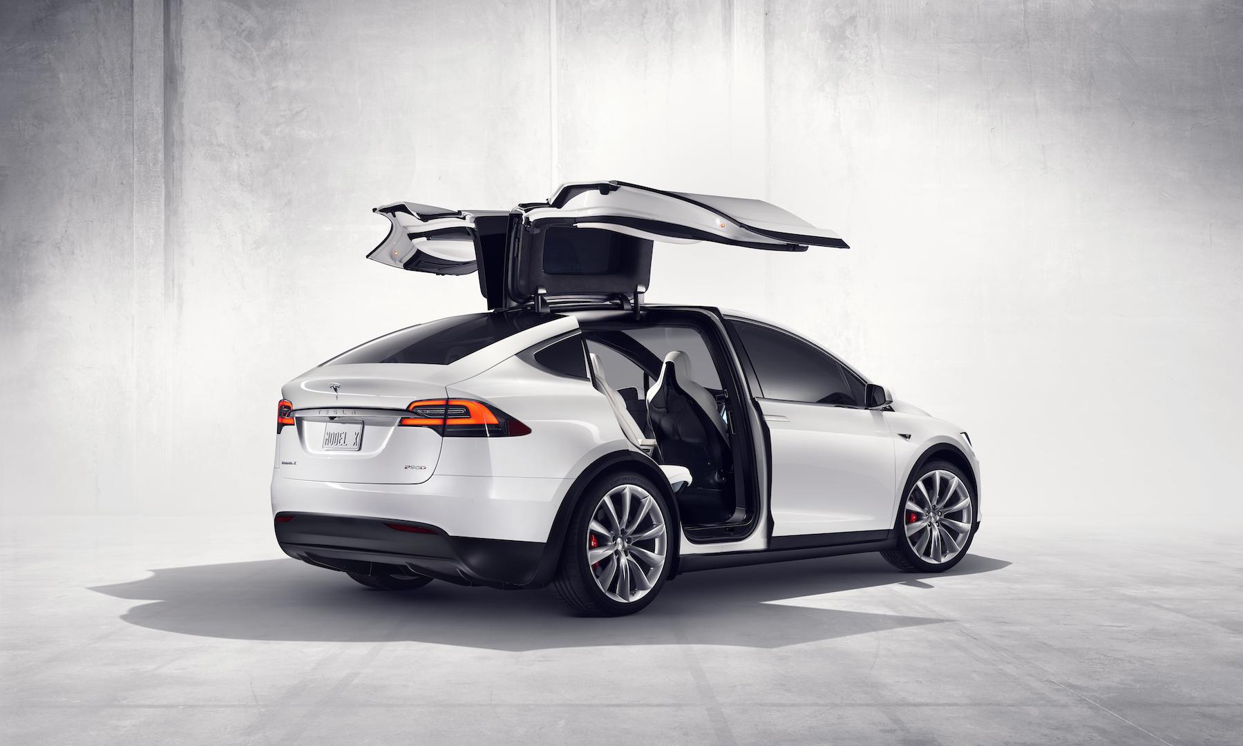 À Bâle, la police suisse va poursuivre les méchants avec des Tesla Model X