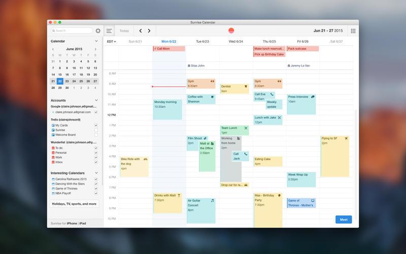 Calendar Planner For Laptop : Les meilleures applications pour débuter sur mac os