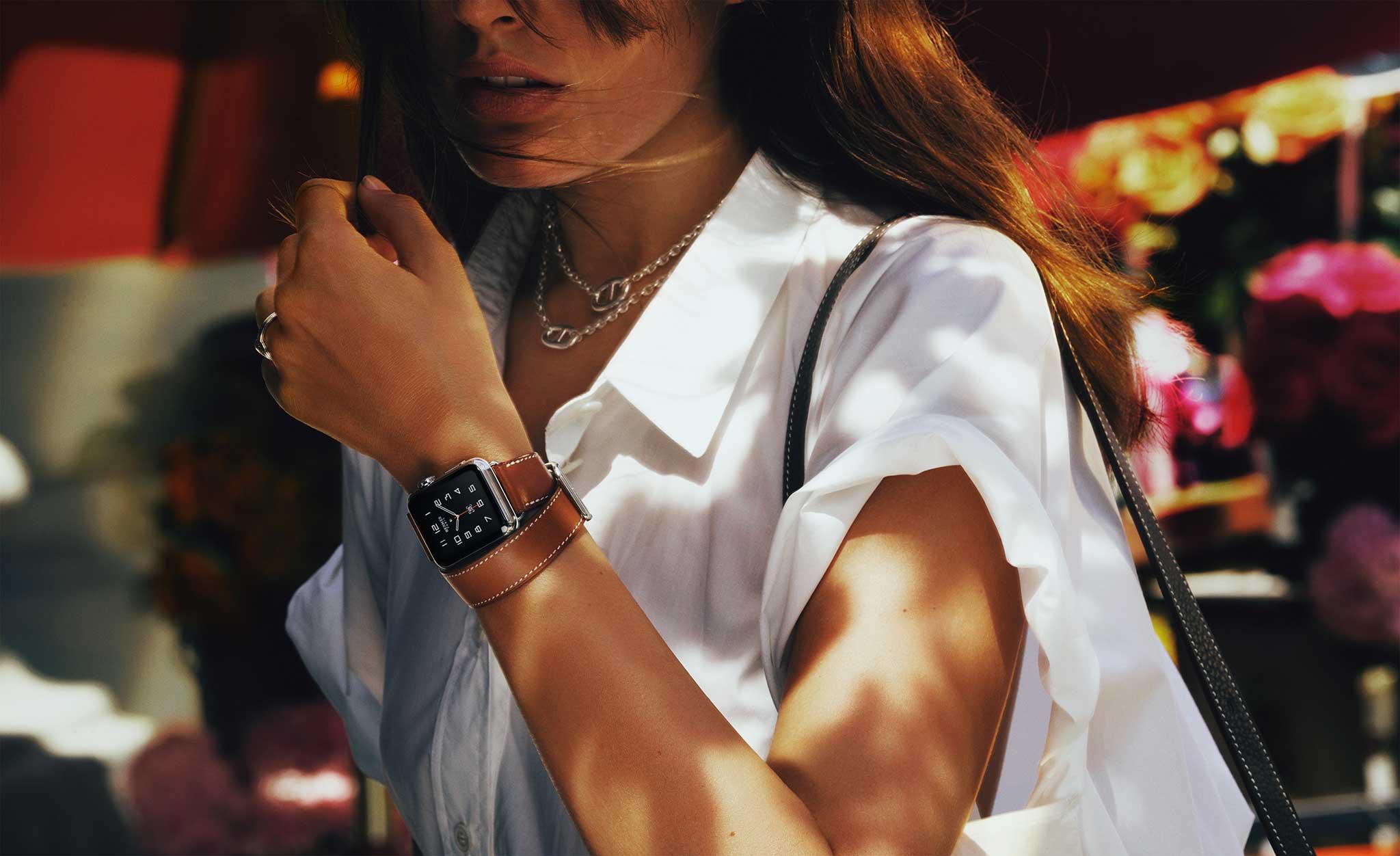 4ad3b5addef L Apple Watch Hermès va être vendue en ligne - Tech - Numerama