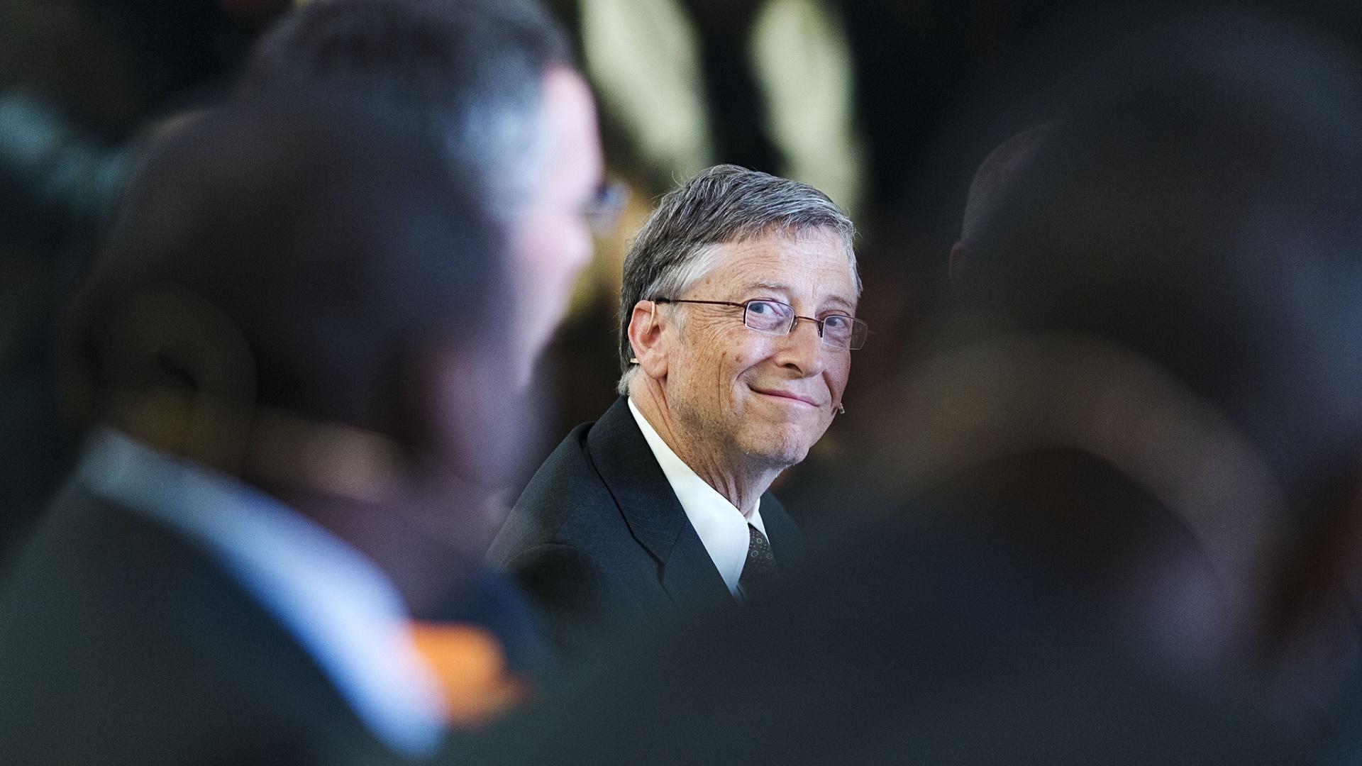 Message inquiétant de Bill Gates — Terrorisme