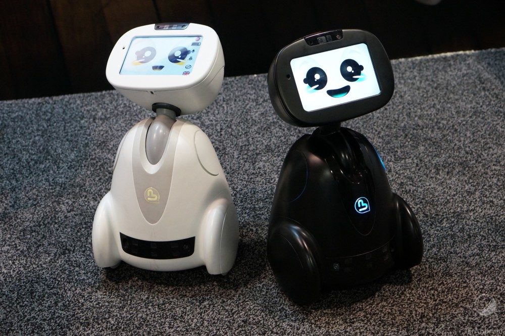 les pr ventes pour le robot fran ais buddy sont ouvertes tech numerama. Black Bedroom Furniture Sets. Home Design Ideas