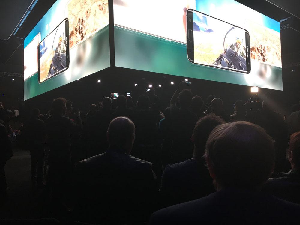 Galaxy S7, des évolutions pas de révolution — Samsung