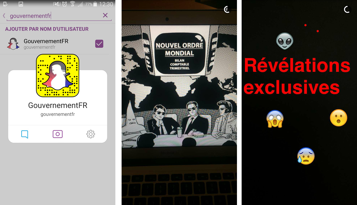 Snapchat est il un site de rencontre