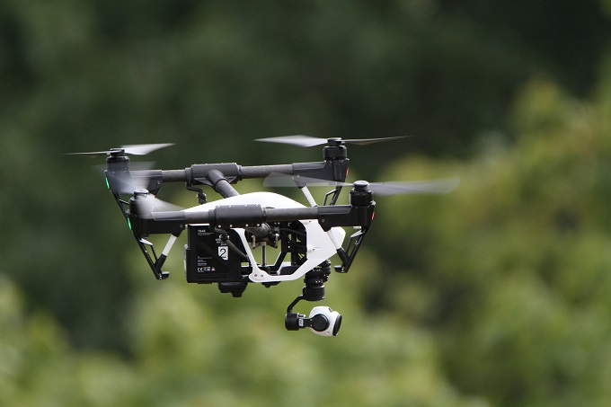 Promotion drone radiocommandé, avis drone pas cher carrefour