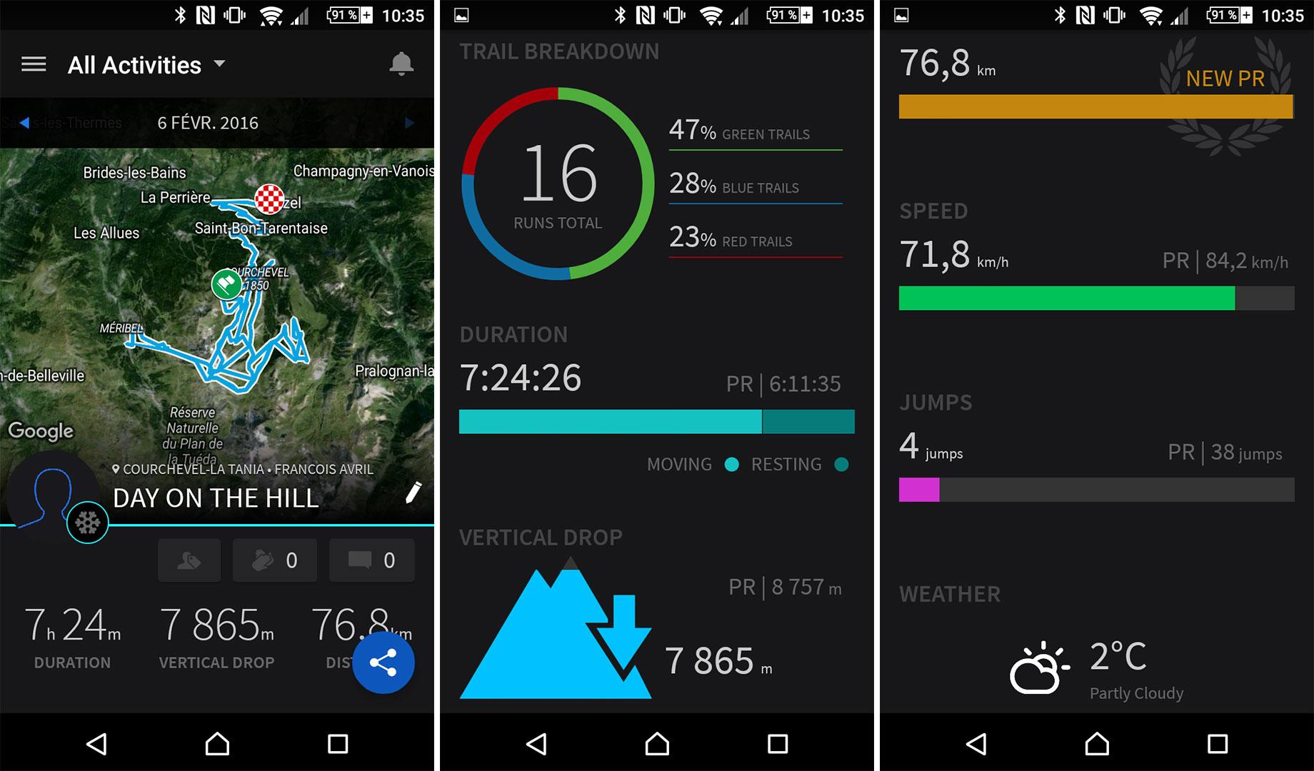 d8e7bd30d9c0a ... Engage (disponible pour iOS 7+ et Android 4.1+) et on effectue  l appairage. Ensuite, il ne reste plus qu à procéder à la calibration de la  boussole.