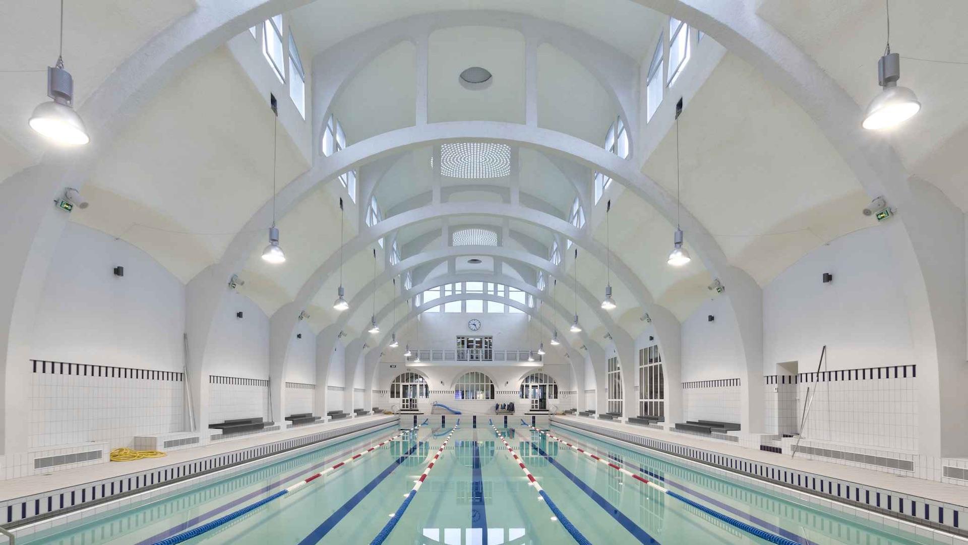 Une piscine parisienne sera chauff e gr ce un datacenter for Piscine parisienne