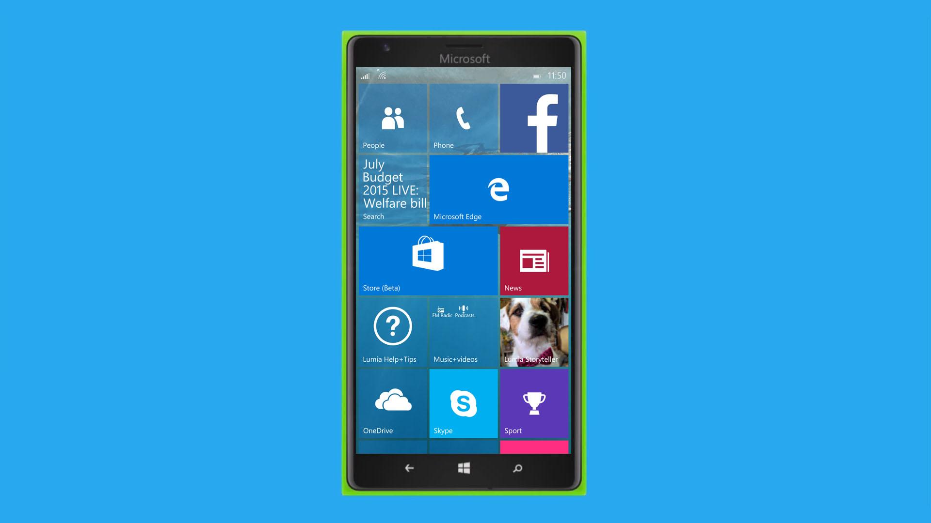 Windows 10 sur les anciens smartphones Lumia ce mois-ci ...