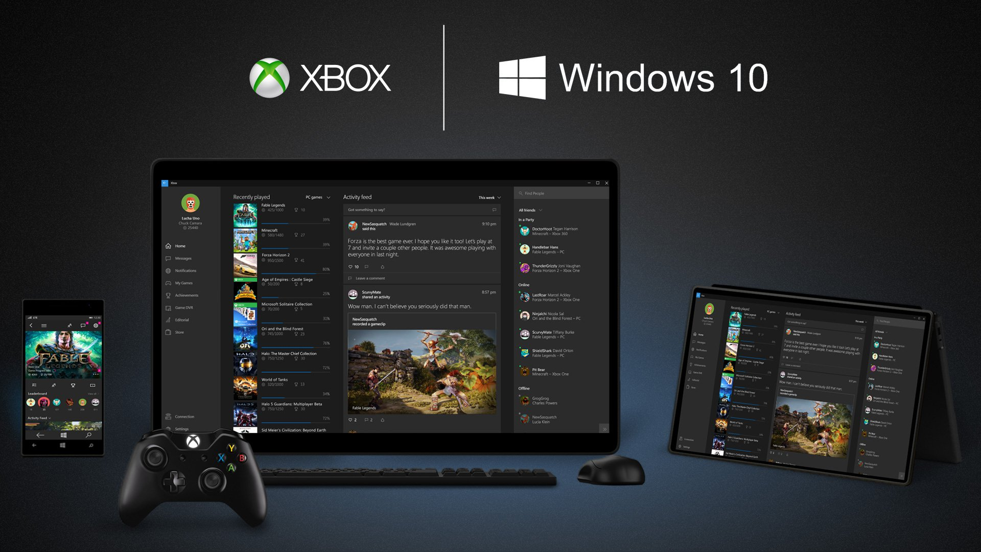 Xbox-Windows-10