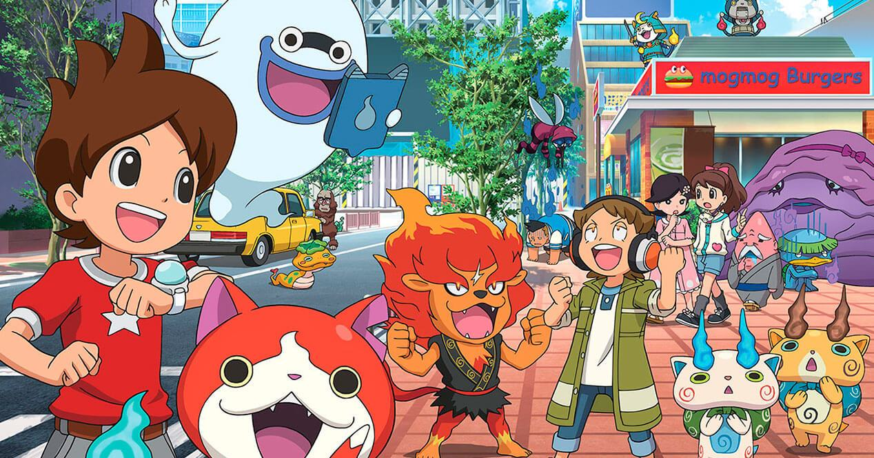 Yo Kai Watch S 39 Appr Te D Barquer En France Pop Culture