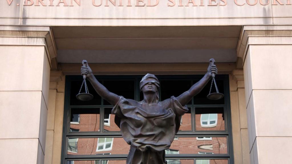 Allégorie justice